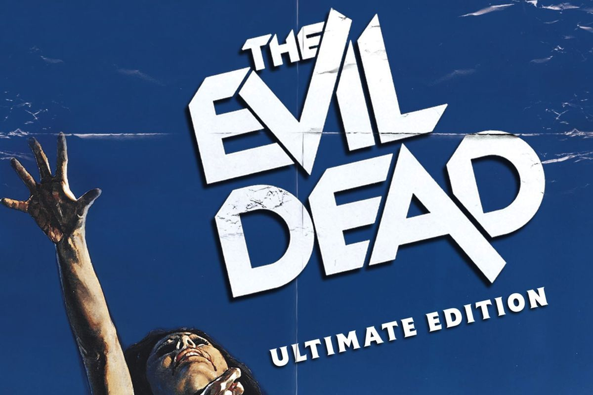 Artwork from 'The Evil Dead: Ultimate Edition'
