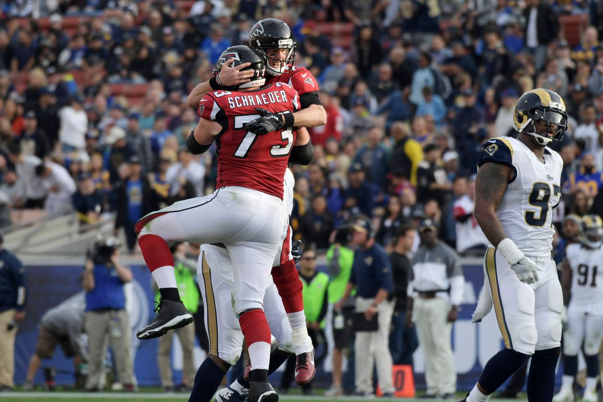 Report Falcons convert Ryan Schraeder bonus save close to $5