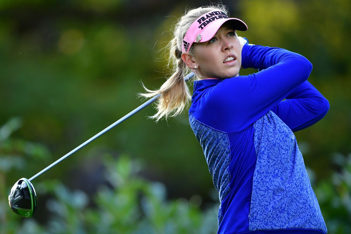 Park Leads With Opening Round 63 at Evian Championship