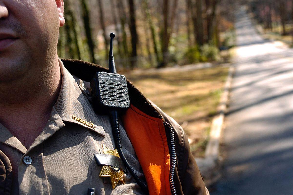 Georgia sheriff's deputy