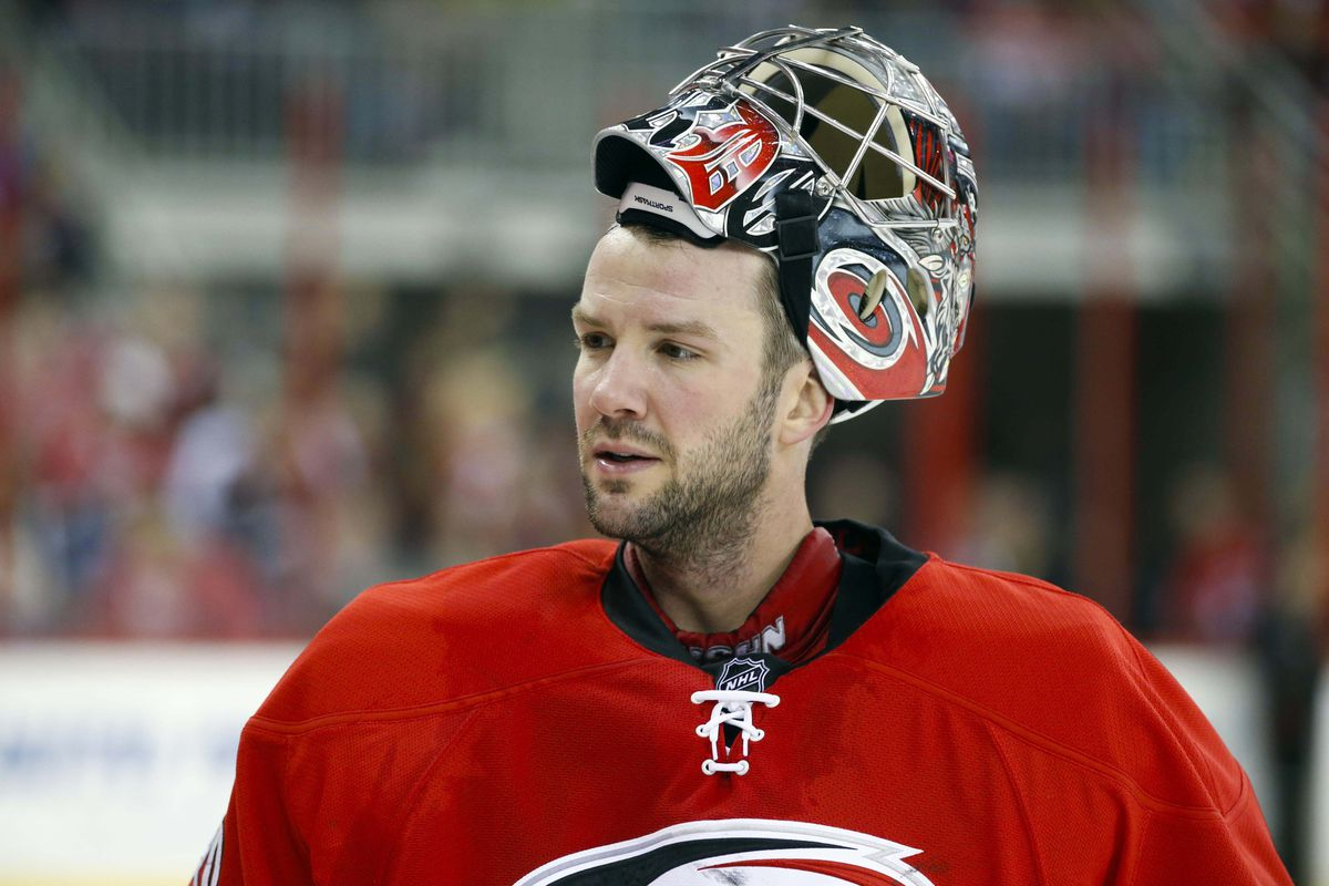 Is Cam Ward back?