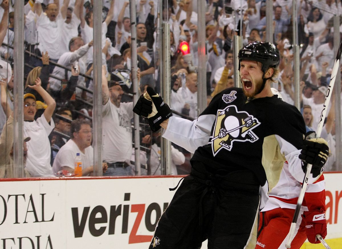 Stanley Cup Finals - Detroit Red Wings v Pittsburgh Penguins - Game Four