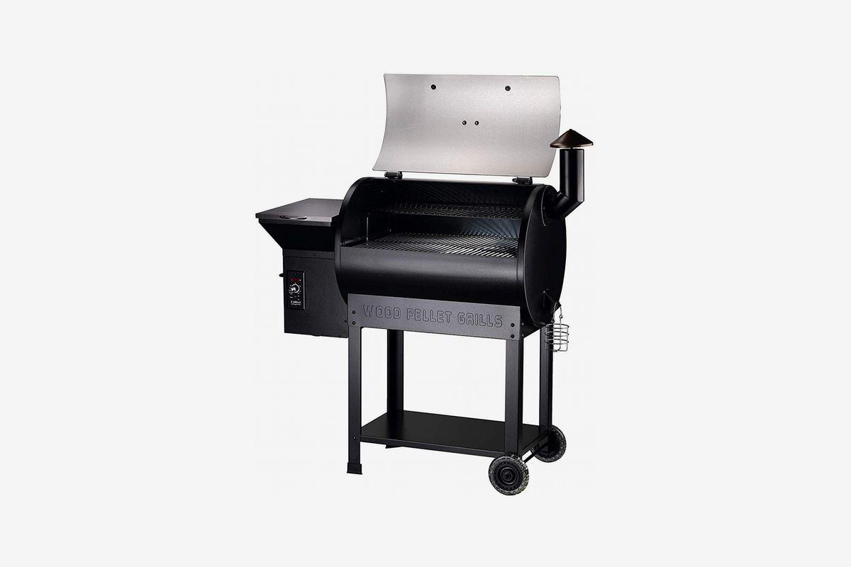 A Z Grills pellet grill