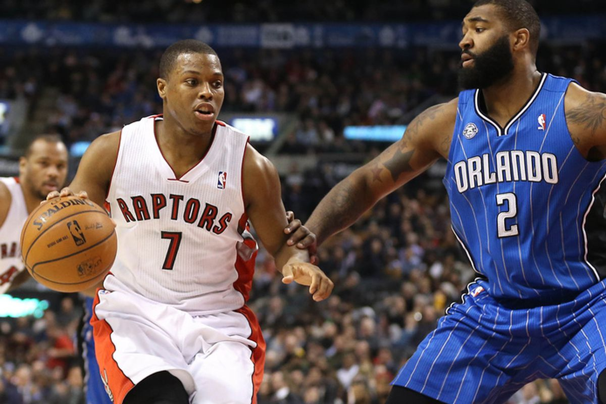 Kyle Lowry and Kyle O'Quinn