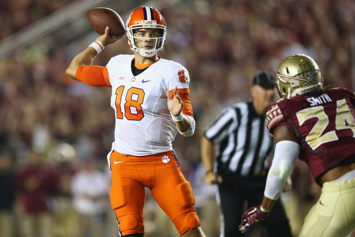 Boston College vs. Clemson: Talking Tigers Football With ...