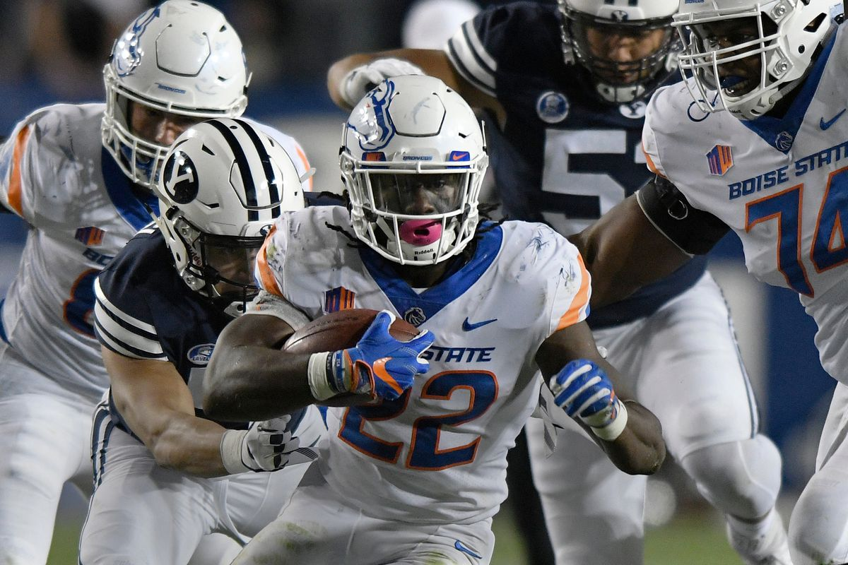 BYU vs Boise State: Depth Chart, Injuries, Personnel Notes heading into Saturday's game