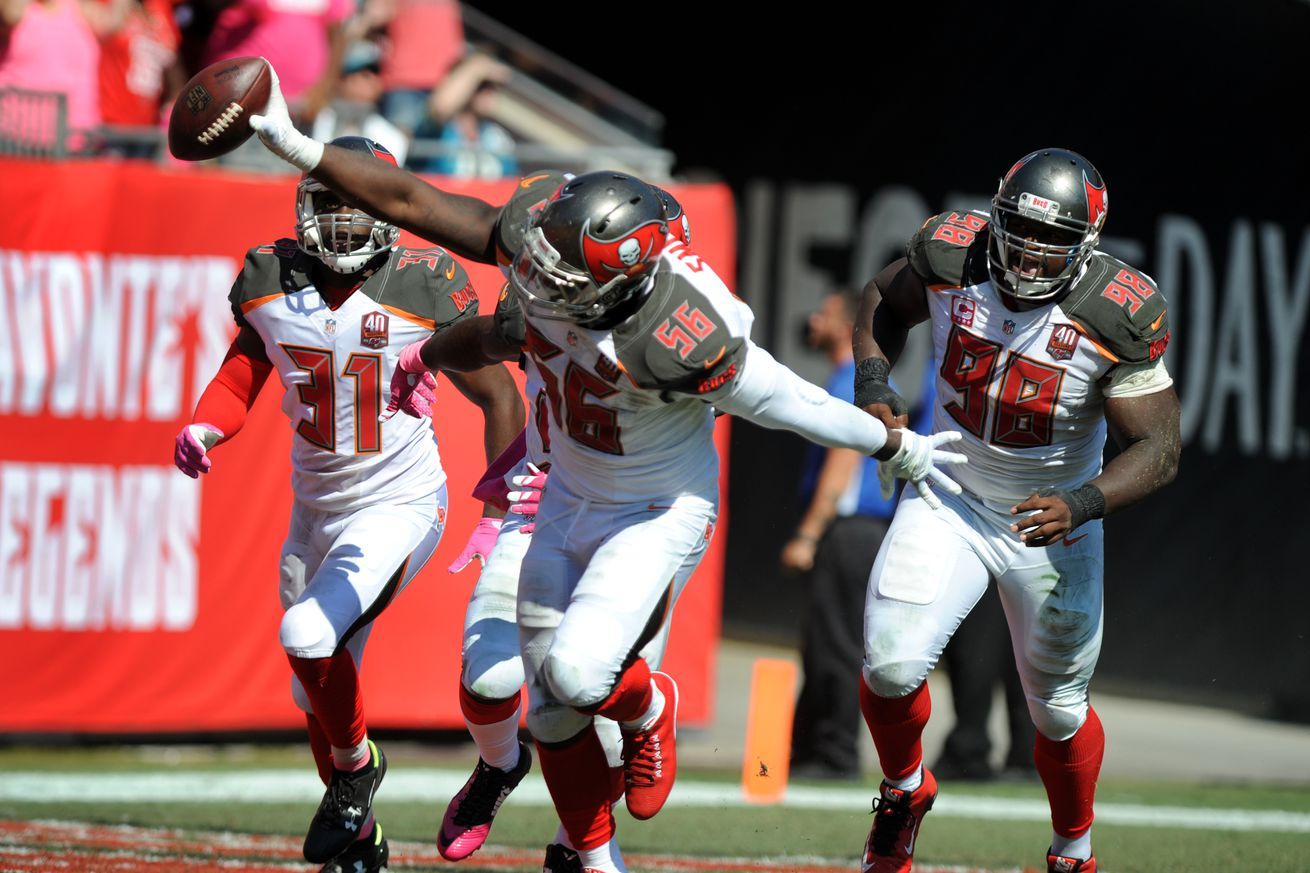 Injuries broke the Buccaneers defensive line, and boosted the Jaguars'