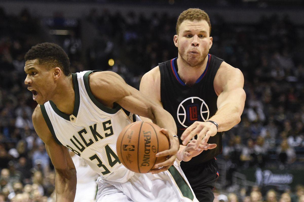 NBA: Los Angeles Clippers at Milwaukee Bucks