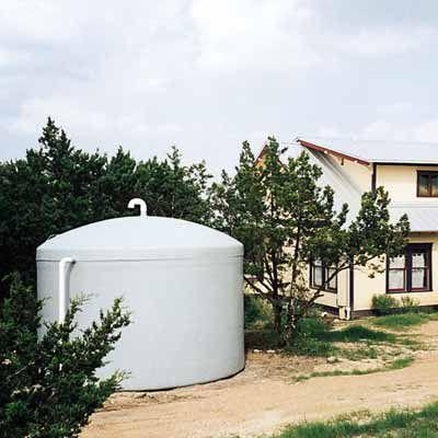 10,000 Gallon Rain Water Barrel Tank