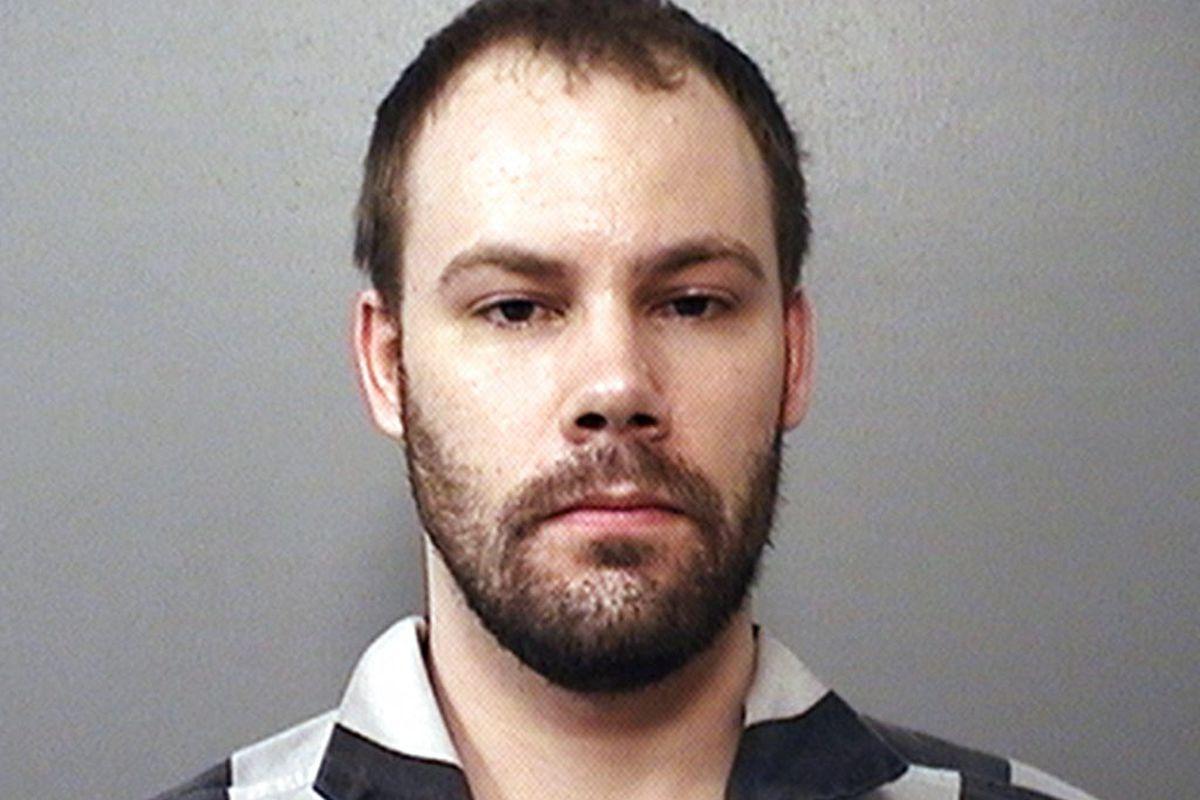 Brendt Christensen | Macon County Sheriff's Office via AP
