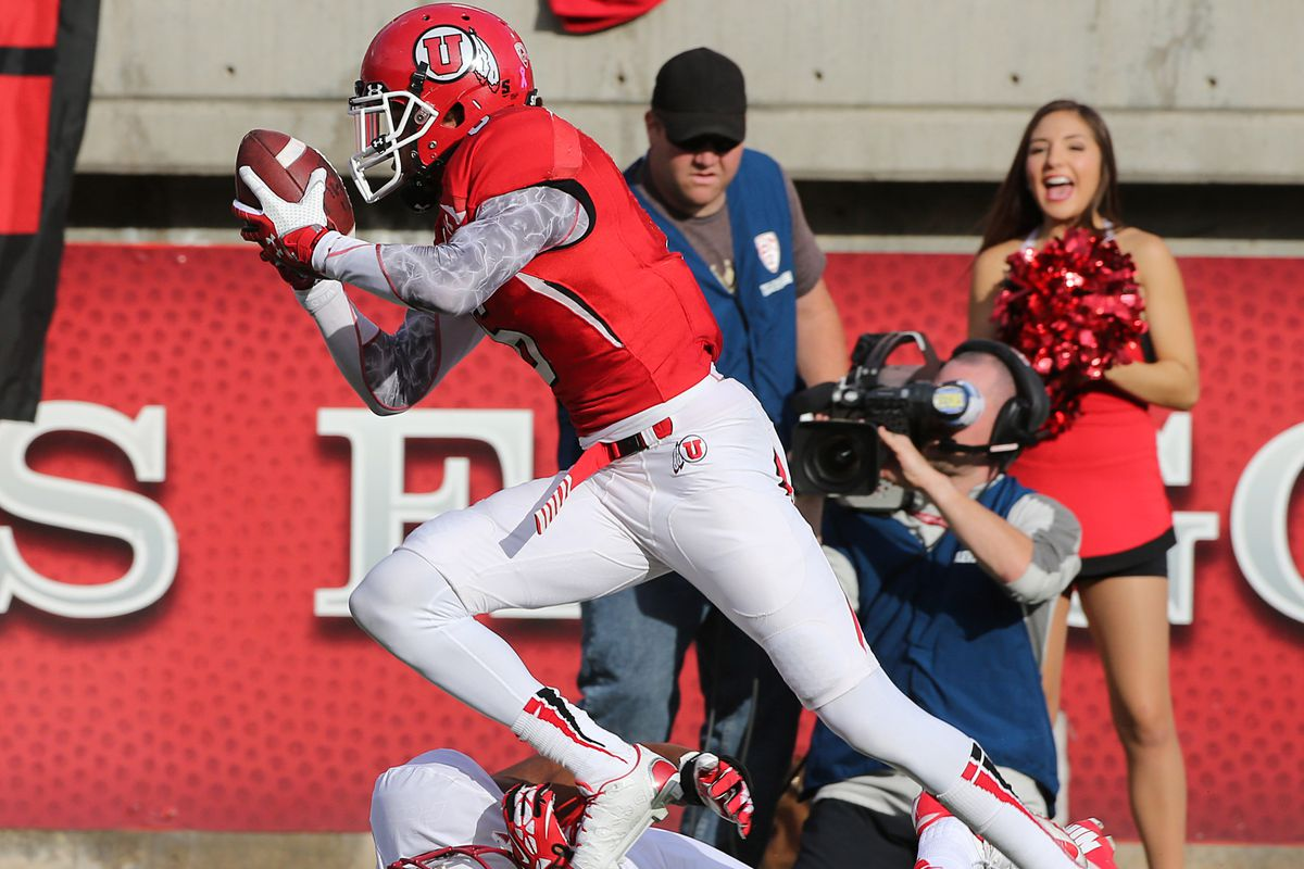 Utah wide receiver Dres Anderson was named no. 3 on NFL.com's list of the Most Explosive college football players for 2014.