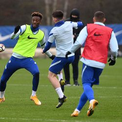 Tammy Abraham, scared to death of the shrinkray