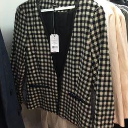 Emeline jacket, $95 (was $465)
