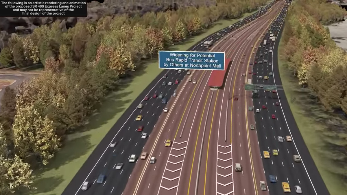 What to expect with the billion-dollar Ga  Highway 400