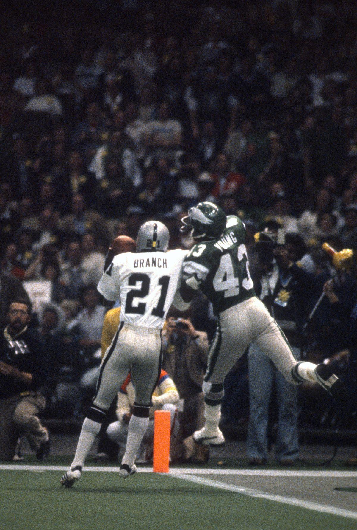 Super Bowl XV - Oakland Raiders v Philadelphia Eagles