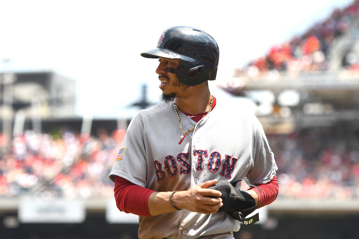 Could the Washington Nationals trade for Mookie Betts? It might not be as far-fetched as it seems...