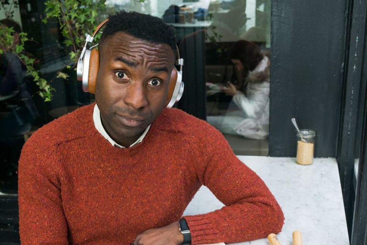 New Evening Standard Magazine restaurant critic, Jimi Famurewa