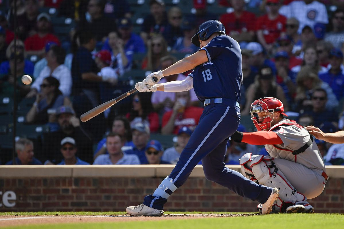 St Louis Cardinals v Chicago Cubs - Game One
