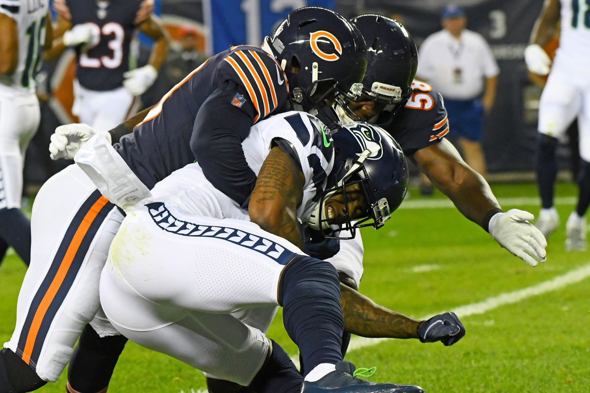 Seahawks Vs Bears 2018 Results Chicago Picks Up Big Win On Monday