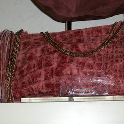 Oooh, shiny new bag from Minx