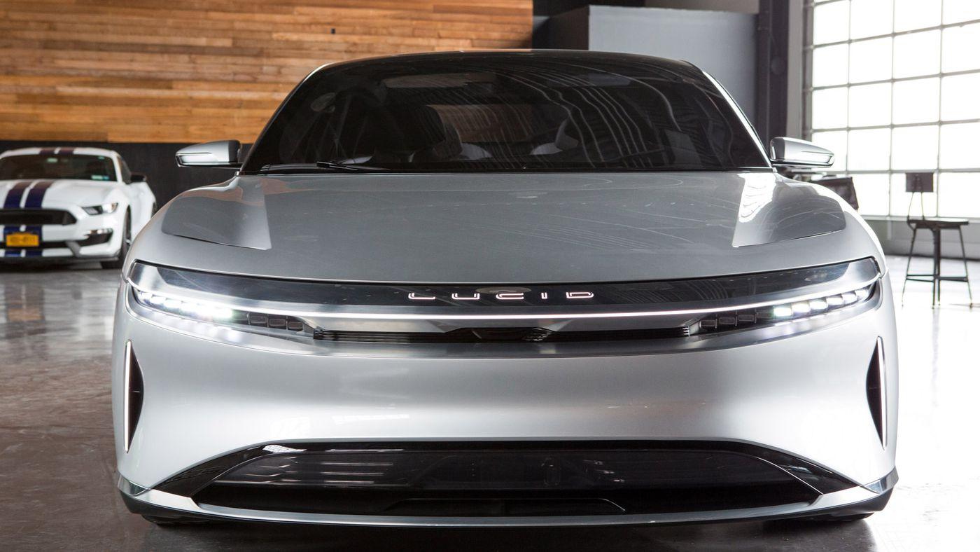 Lucid Motors closes $1 billion deal with Saudi Arabia to