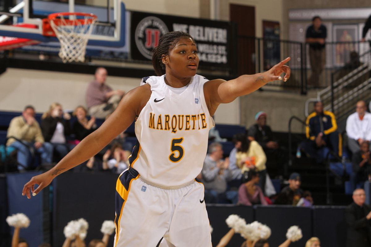 Katie Young led MU in scoring against Pittsburgh.