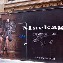 More Mackage.
