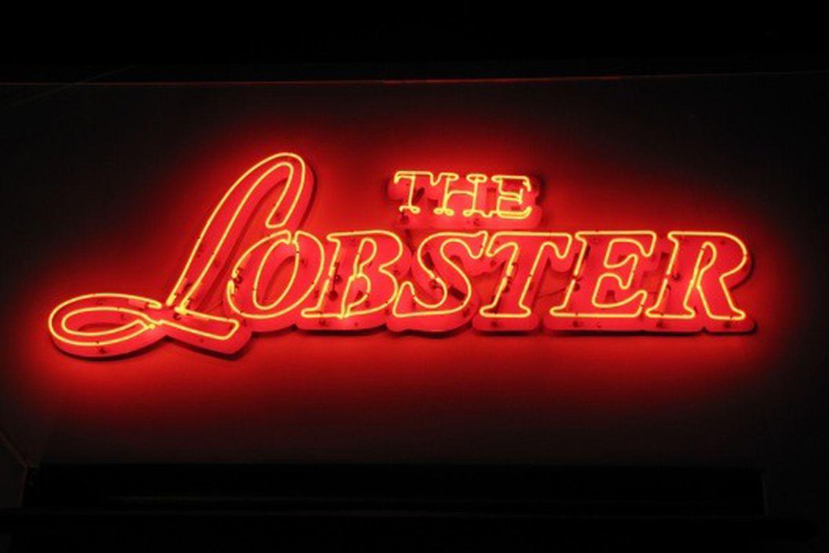 The Lobster, Santa Monica.