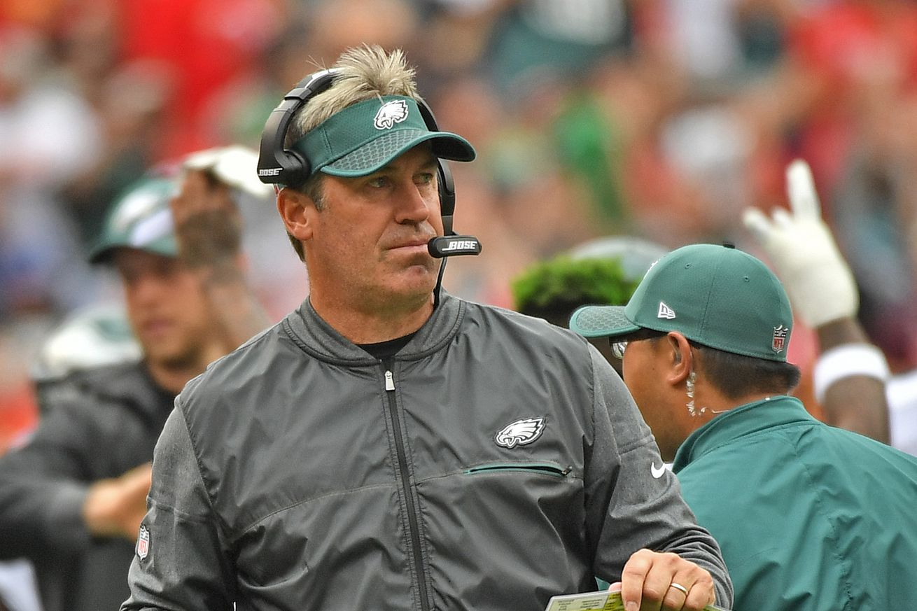 The Chiefs should have a game management person like the Eagles do