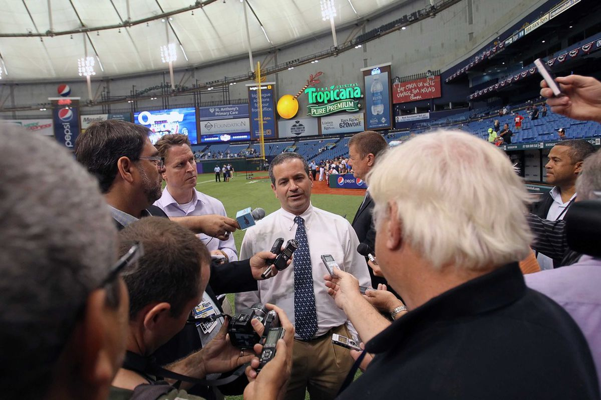 The Rays Tank: Sternberg sits with Pinellas County ...