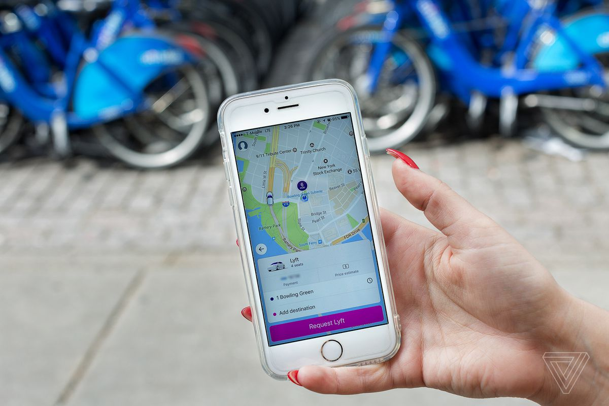 Lyft will pay you $550 to ditch your car for a month - The Verge