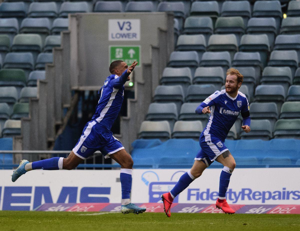 Gillingham v Lincoln City - Sky Bet League One