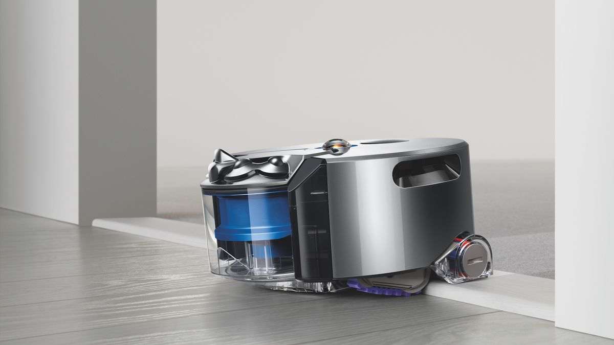 Dyson finally announces a robot vacuum cleaner - The Verge