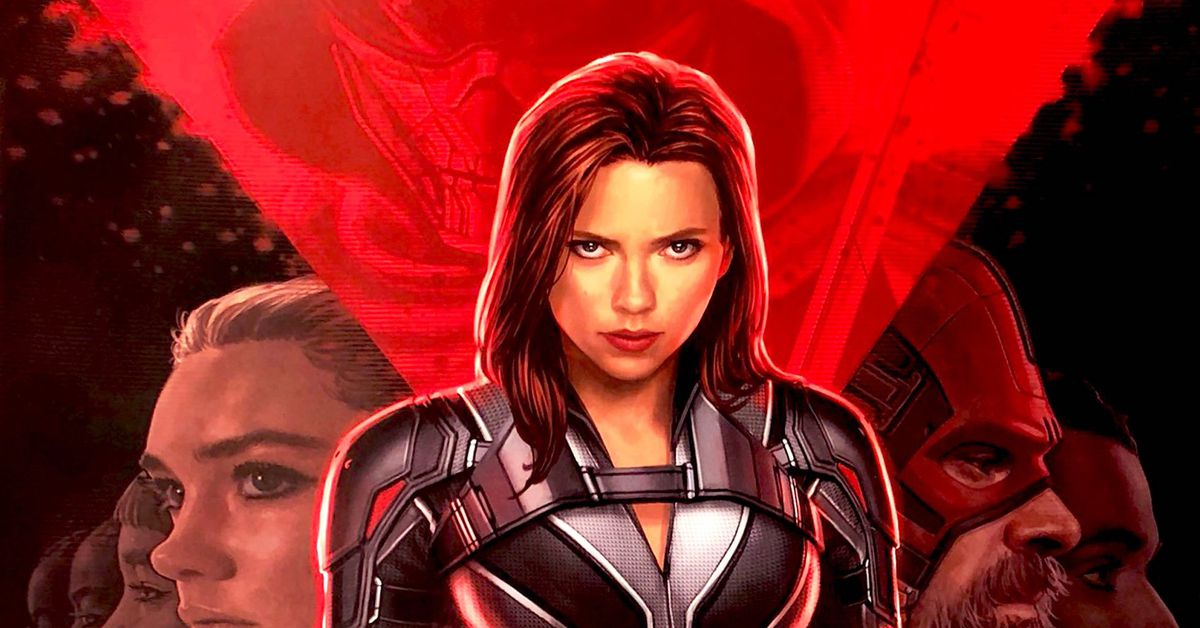 Black Widow's release pushed back thanks to coronavirus concerns