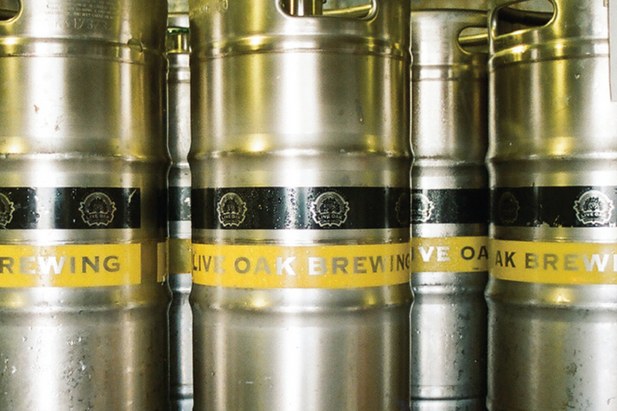 Live Oak Brewing is fighting for its right to distribution compensation.