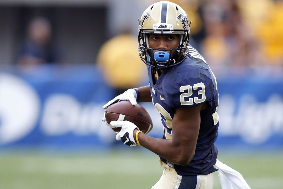 James Conner is the key player for Pitt's offense.