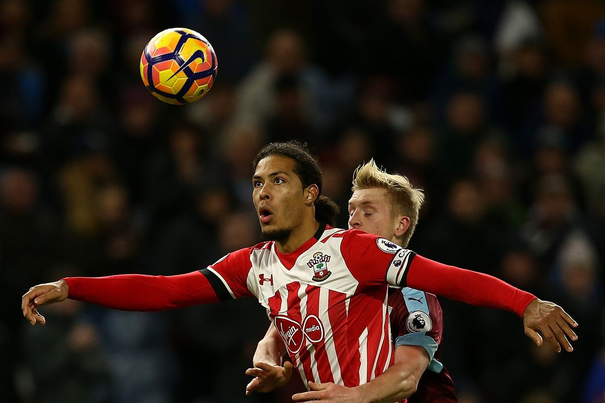 Steven Gerrard Says Liverpool Officials Need to Chase Southampton's Virgil van Dijk