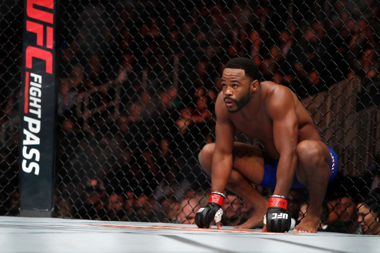 Rashad Evans stays put at middleweight, fights Sam Alvey on Aug. 5 in Mexico