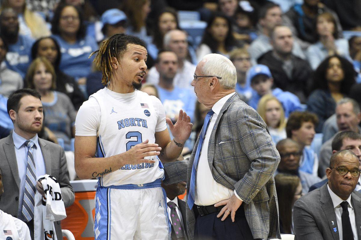 NCAA Basketball: Boston College at North Carolina