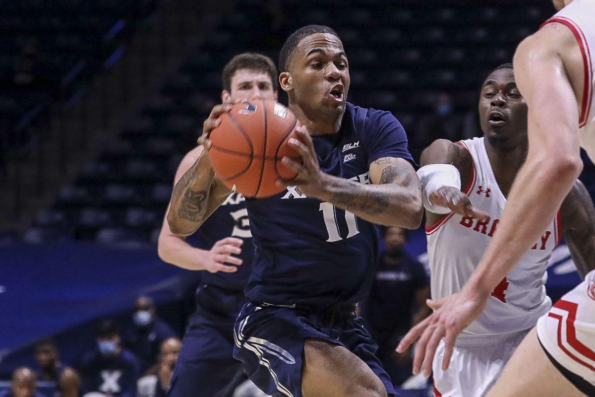 NCAA Basketball: Bradley at Xavier