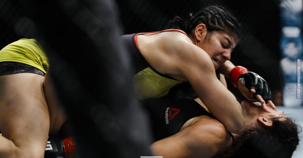 UFC 222 results: Ketlen Vieira earns decision over Cat Zingano