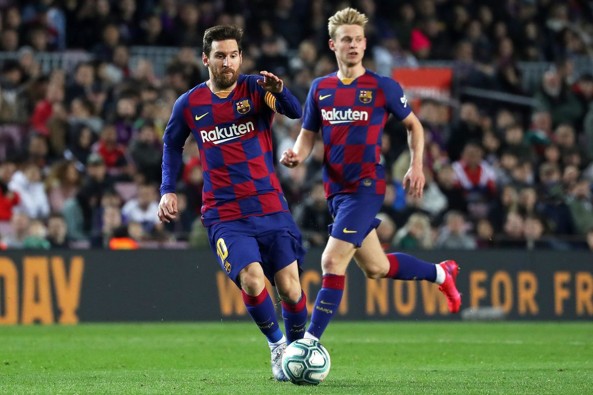 FC Barcelona v Levante - Liga