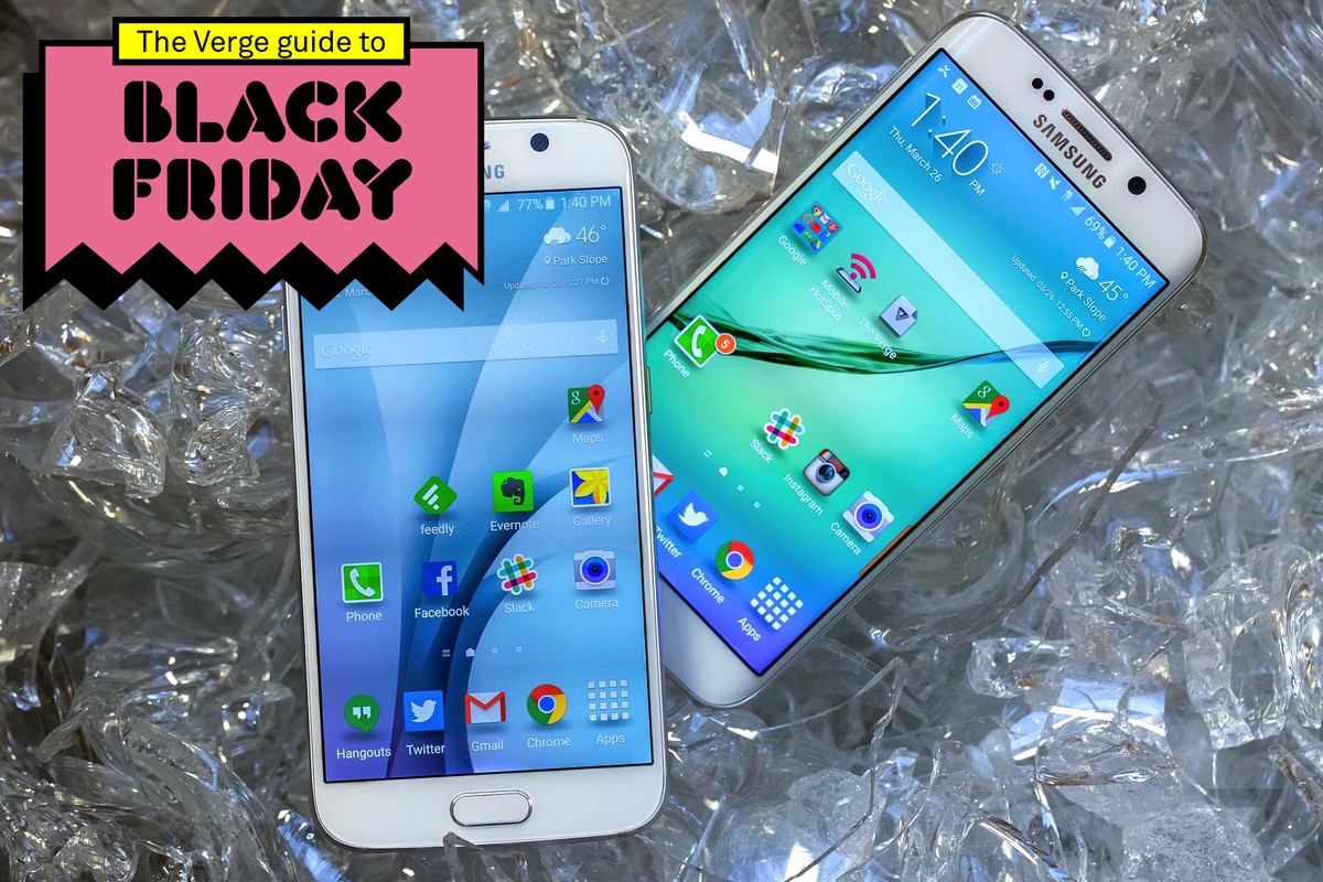 The best black friday 2015 phone deals at verizon t mobile best buy and more the verge - Black friday mobel ...
