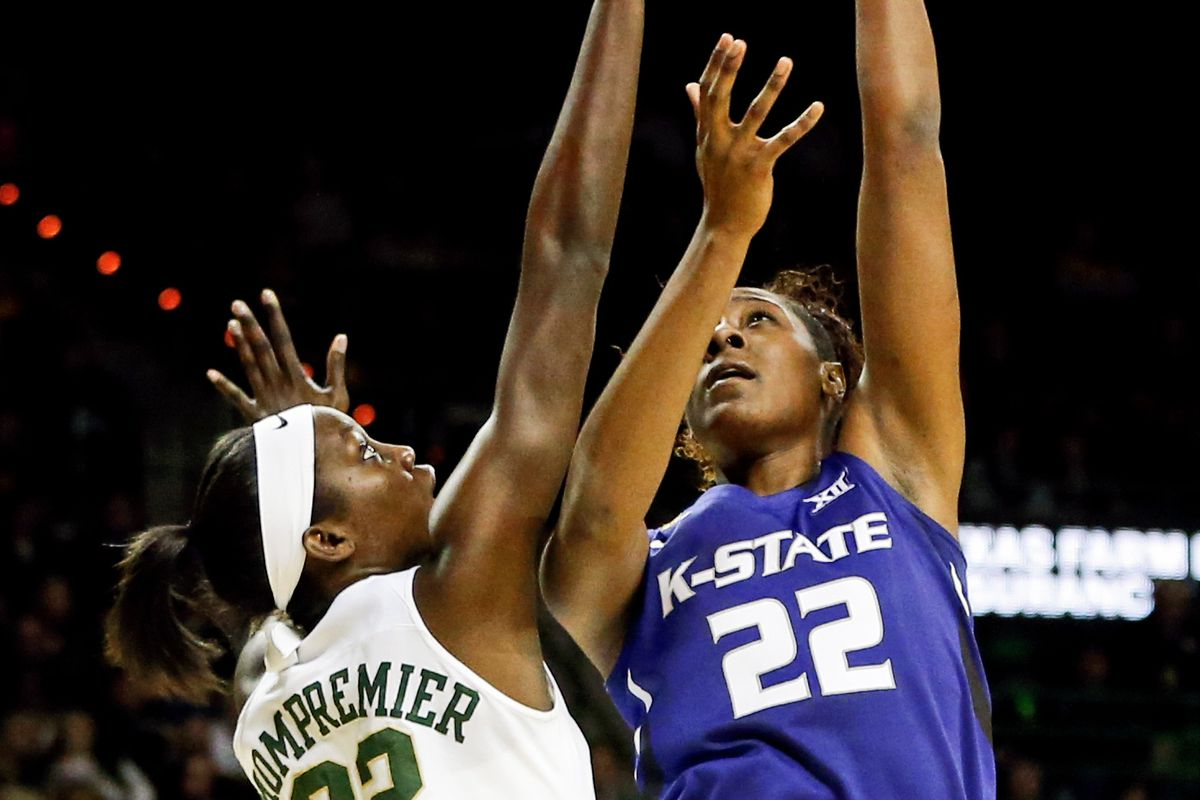 Can Breanna Lewis lead the charge into the post-season?