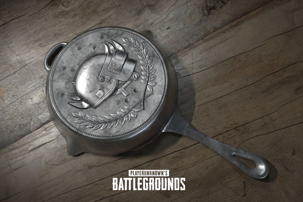 Latest PUBG patch offers better drop planning, new frying pan skin - Polygon