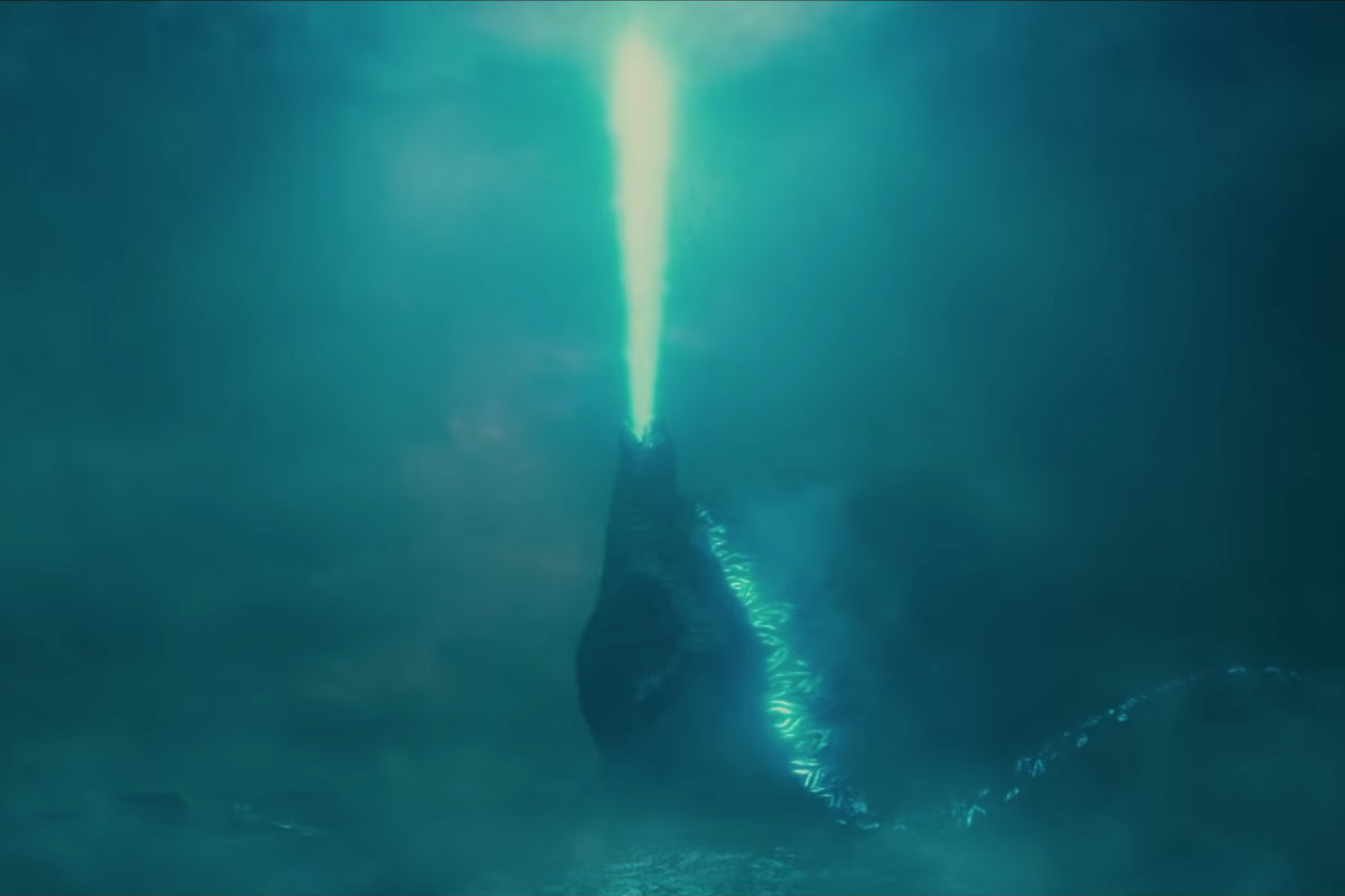watch the first trailer for godzilla king of the monsters