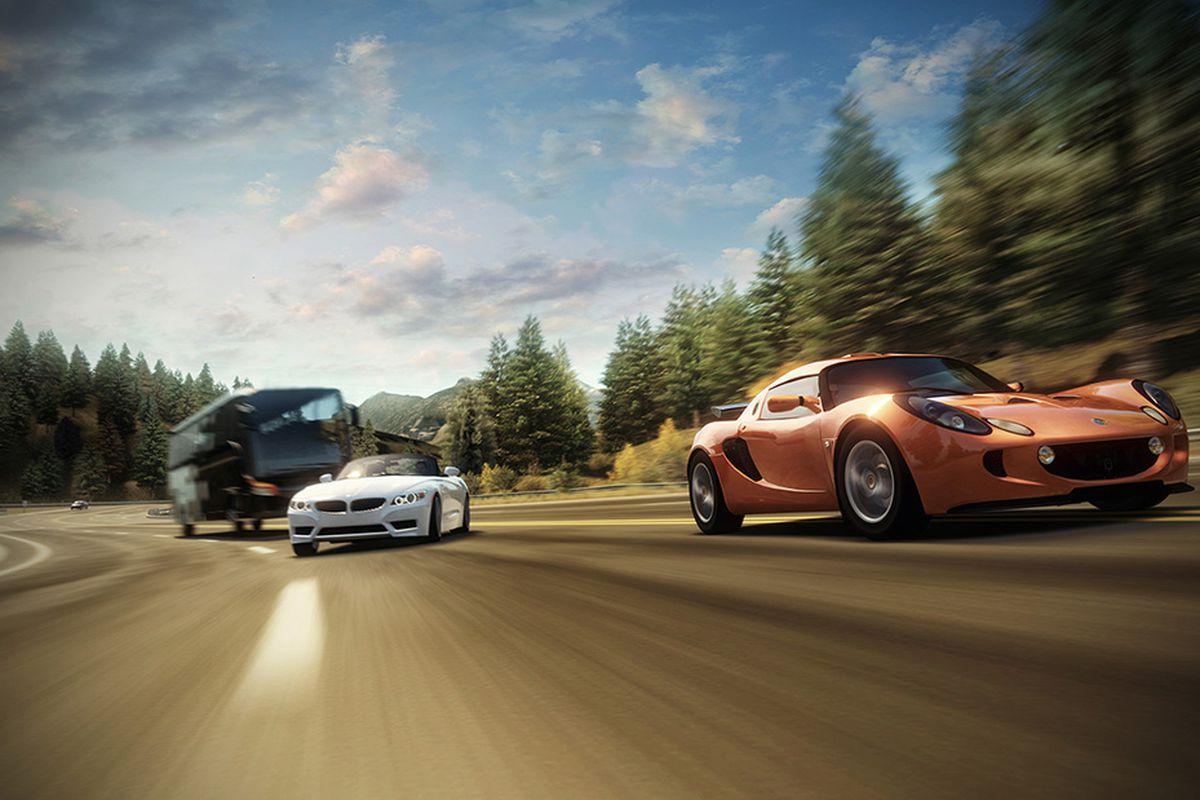 Gallery Photo: 'Forza Horizon' screenshots