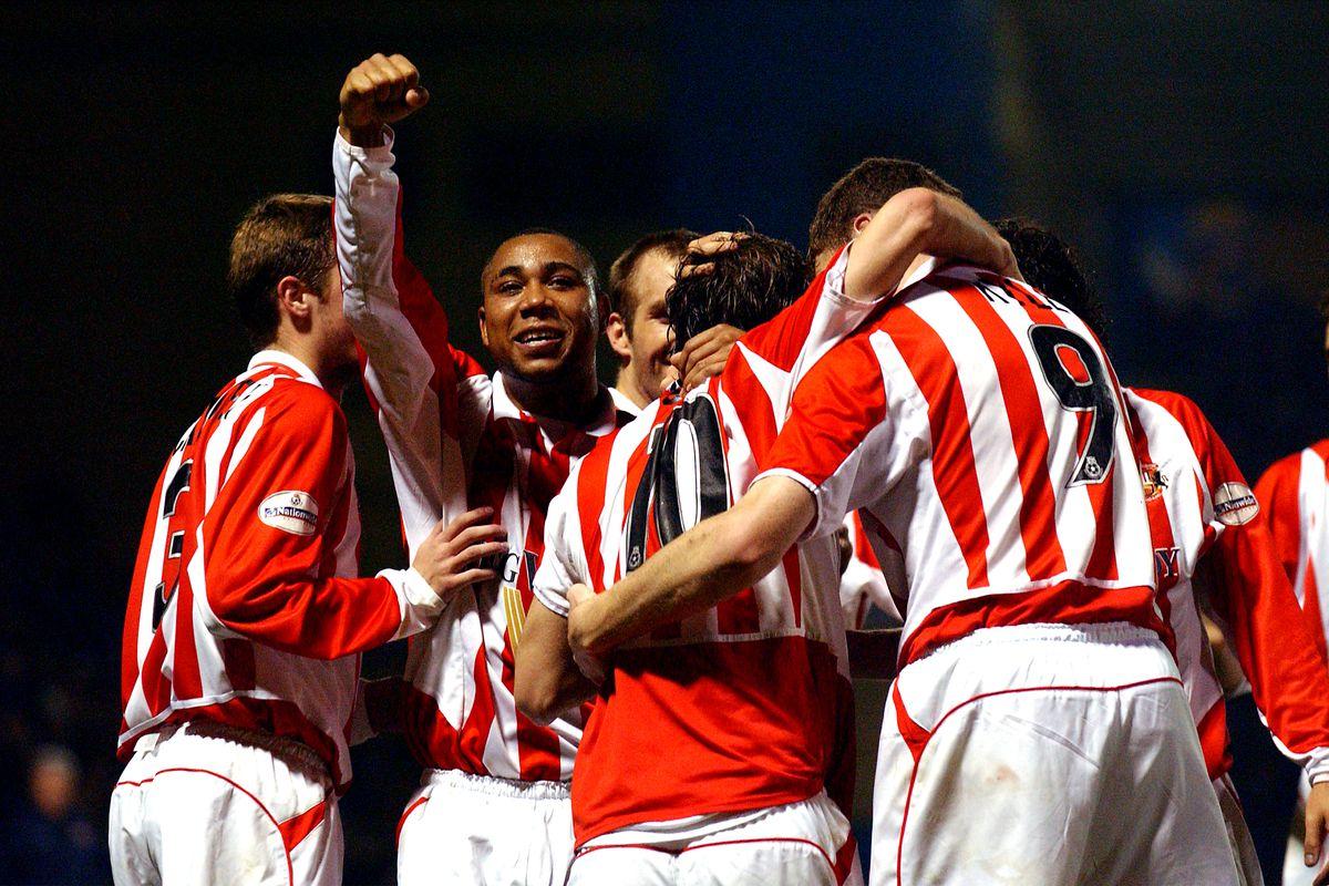 Soccer - Nationwide League Division One - Gillingham v Sunderland