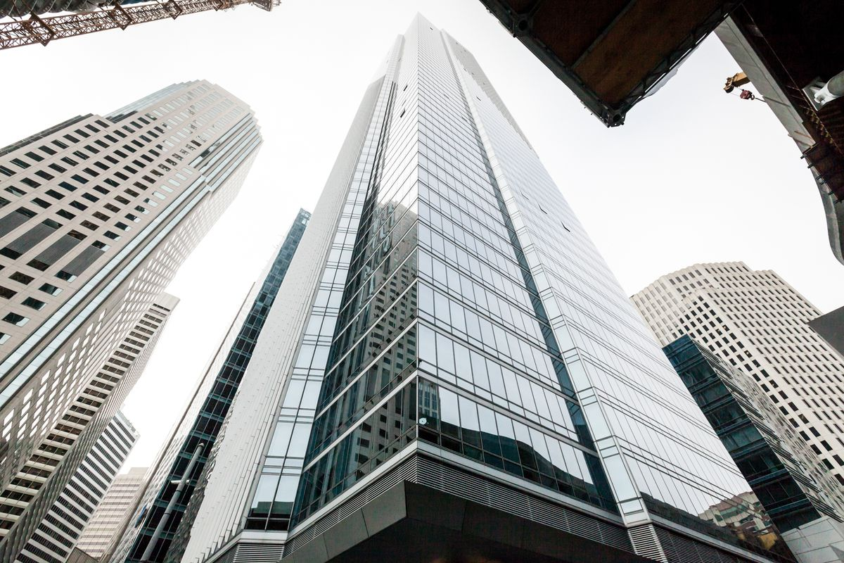 Millennium Tower 60 Minutes Shows Series Of Cracks In