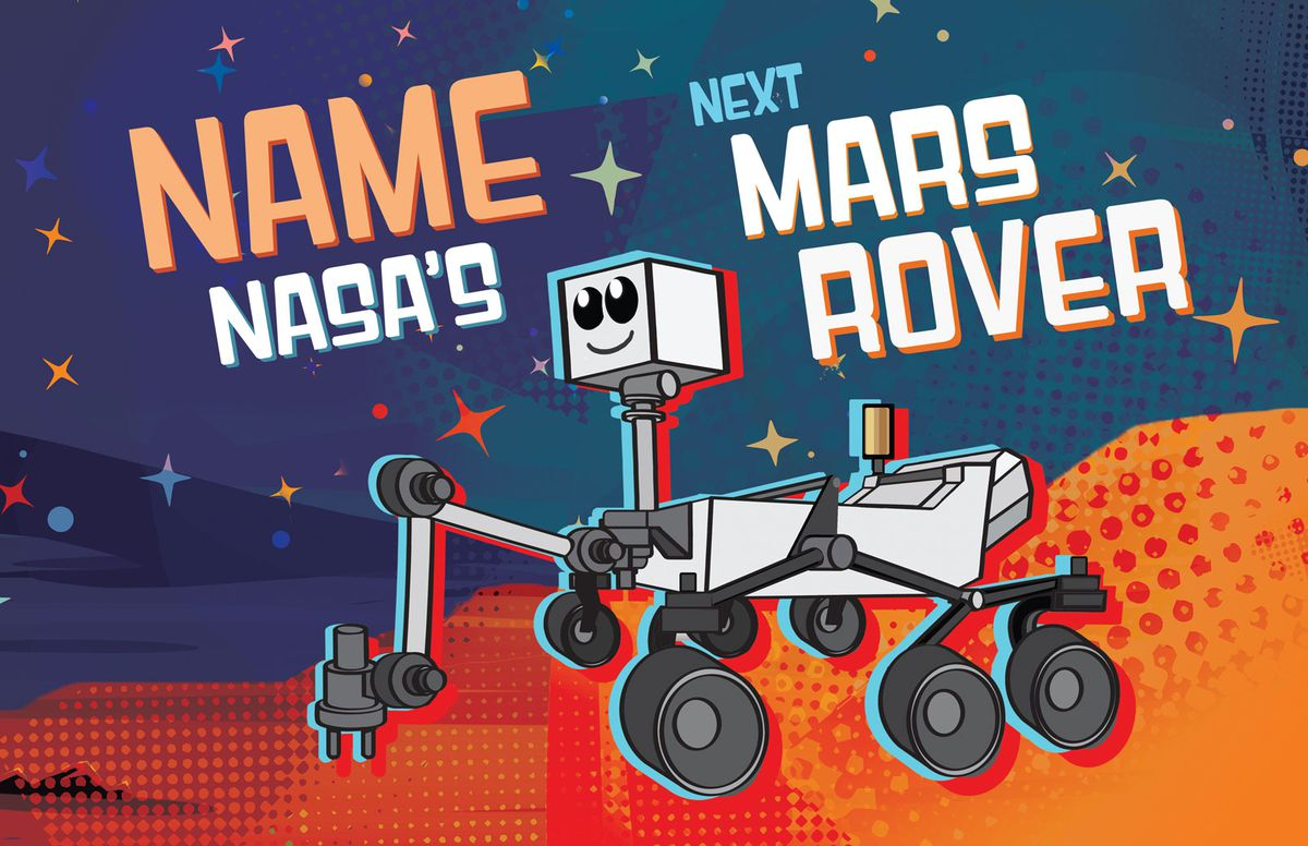 Name the rover competition.